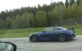 Nissan GT-R nguyên bản vẫn có thể đánh bại BMW M5 độ