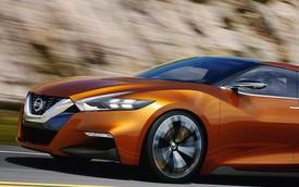 Nissan Altima 2016 ấn tượng với ngôn ngữ thiết kế mới