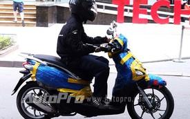 Bắt gặp Piaggio Liberty phiên bản ABS dành cho thị trường Việt