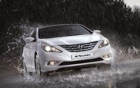 Ô tô sau khi đi mưa nhất thiết phải bảo dưỡng