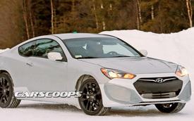 Hé lộ diện mạo Hyundai Genesis Coupe thế hệ mới