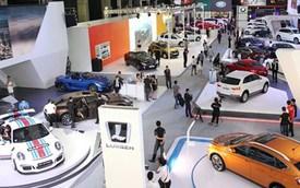 Lượng ôtô 9 chỗ trở xuống nhập khẩu đạt cao nhất kể từ năm 2010