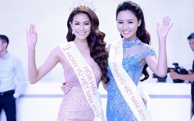 """Hoa hậu, Sao Việt """"nhiều như mây"""" tại VIMS 2015"""