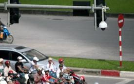 """Danh sách các nút giao thông có lắp camera """"phạt nguội"""" ở Hà Nội"""