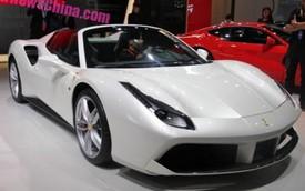"""""""Phát thèm"""" dàn siêu xe hùng hậu tại triển lãm Quảng Châu, Trung Quốc"""