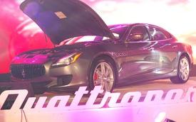 Maserati Quattroporte có làm nên chuyện trong phân khúc xe sang Việt Nam
