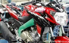 """Ảnh """"nóng """" naked bike côn tay Yamaha FZ150i phiên bản mới"""