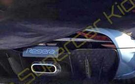 Lộ diện ảnh sống siêu xe Koenigsegg Regera