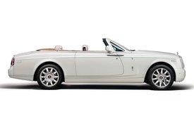 Rolls-Royce Phantom Drophead Coupe phiên bản chim công của hoàng gia Ấn Độ