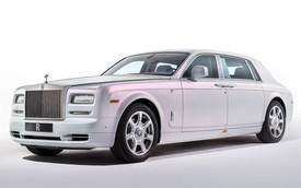 Rolls-Royce Phantom Serenity: Cực phẩm xa hoa