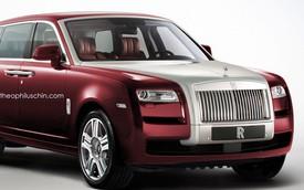 SUV siêu sang của Rolls-Royce có tên Cullinan