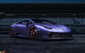 Hãng độ Vorsteiner trình làng siêu phẩm Lamborghini Huracan Novara