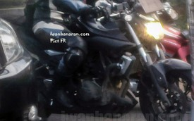 """Yamaha MT-25 tiếp tục lộ ảnh """"nóng"""""""