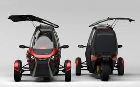 SRK – Xe điện bình dân cho mọi người