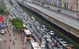 """P.GĐ Sở GTVT Hà Nội: Mua ô tô cho """"oách"""" là góp phần làm ùn tắc giao thông!"""