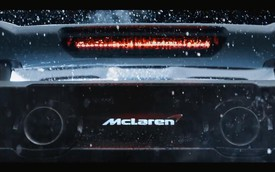 Siêu xe McLaren 675 LT có tiếng động cơ rất phấn khích