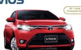 10 ôtô bán chạy nhất tháng 9 ở Việt Nam