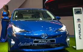 Toyota Prius 2016 từng ra mắt tại Việt Nam có giá 24.200 USD
