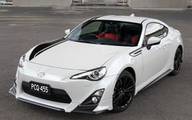 Toyota ra mắt phiên bản đặc biệt 86 Blackline Edition