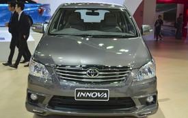 Toyota Innova 2016 sẽ ra mắt vào tháng sau