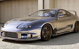 10 mẫu xe Toyota nhanh nhất từng được sản xuất