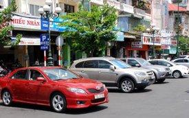 TP.HCM tăng phí đăng ký xe hơi lên 5,5 lần