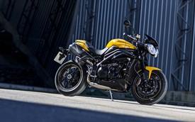 Xe phân khối lớn Triumph Speed Triple ra mắt bản đặc biệt