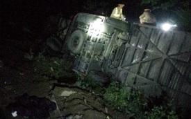 Xe khách chạy 93km/h khi gây tai nạn trên cao tốc Pháp Vân