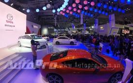 9 hãng xe nhập khẩu chính thức tham gia Vietnam International Motor Show 2015