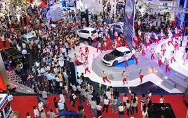 Kia, Mazda tham gia triển lãm ô tô Việt Nam 2015