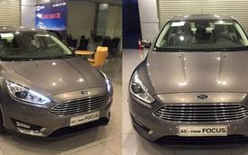 """""""Mục sở thị"""" Ford Focus Sedan 2016 tại đại lý ở Hà Nội"""