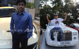 Đại gia Việt chạy đua trở thành người đầu tiên sở hữu siêu xe