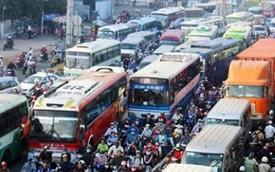 Tổng cục đường bộ: Ô tô là thủ phạm gây tắc đường!