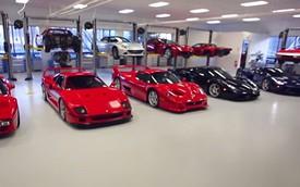 """5 thế hệ siêu xe đình đám nhất của Ferrari cùng """"nẹt bô"""""""