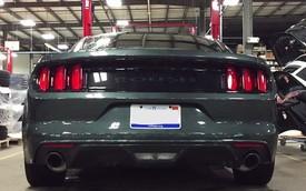 """Ford Mustang EcoBoost phải độ ống xả để """"nổ to"""" hơn"""