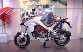 Cận cảnh Ducati Multistrada 1200 S 2015 tại Hà Nội