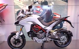 Ducati Multistrada 2015 bị triệu hồi, Việt Nam không ảnh hưởng