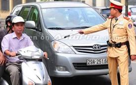CSGT được phép dừng xe người tham gia giao thông khi nào?