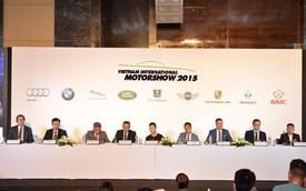 9 thương hiệu xe nhập khẩu tham gia triển lãm Ô tô quốc tế Việt Nam