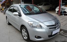 Toyota Việt Nam triệu hồi Vios