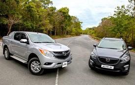 Mazda CX-5, BT-50 bất ngờ giảm giá gần 30 triệu