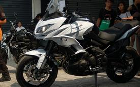 Cận cảnh Kawasaki Versys 650 2015 mới ra mắt tại Việt Nam