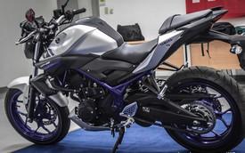 Chi tiết xe côn tay Yamaha MT-25 giá 75 triệu vừa ra mắt