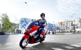 Xe ga Yamaha NMAX 125 chỉ ngốn 2,19 lít/100km