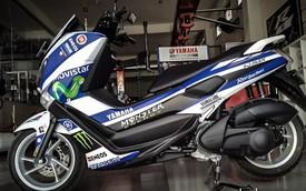 Đối thủ của Honda PCX là Yamaha NMAX có bản MotoGP cực đẹp