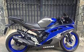 Xe côn tay Yamaha R15 độ vỏ R6 của Việt Nam lên báo nước ngoài