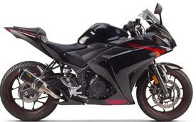 Đã tai với âm thanh của Yamaha R3 độ pô Two Brothers Racing