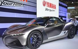 """Ô tô thể thao Yamaha Sports Ride Concept được """"bật đèn xanh"""""""