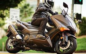 Yamaha TMax phiên bản Mỹ có giá bán