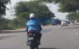 Bắt gặp xe thể thao Yamaha R3 trên đường chạy thử